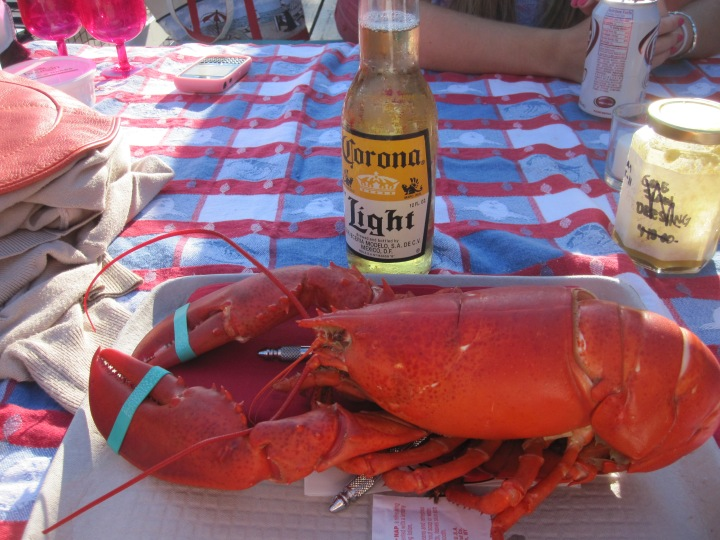 """Lobster"" or Lobstah?"
