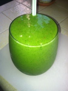 Green Smoothie Adventure
