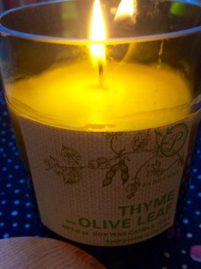 Thyme and Olive Leaf: Paddywax